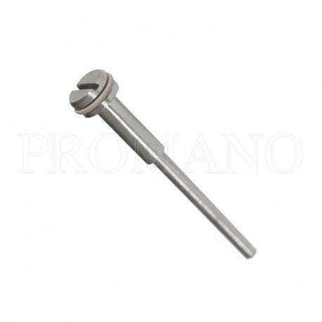 Mandril con tornillo 8 mm para flexible