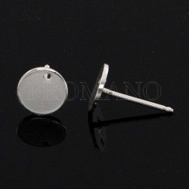 Pza.Cort.Num 15A ( Disco 7.5 Mm) C/Pin X Par Ag 950