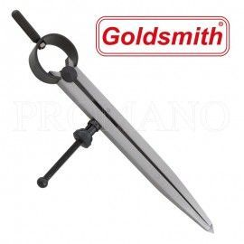 "COMPAS DE PUNTA 5"" RECTO GS GOLDSMITH®"