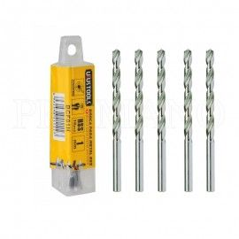 Brocas de acero 1.0 mm pack 10 unidades