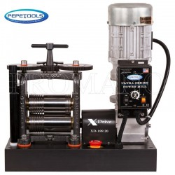 Laminador eléctrico simple 130 mm Pepetools®